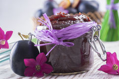 Confiture Image stock