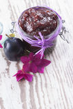Confiture Photo stock