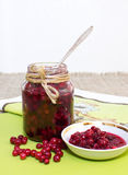 Confiture Royaltyfri Bild