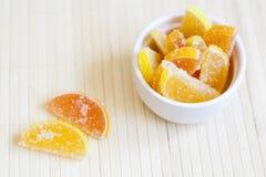 Confiture d'oranges d'agrume Image stock