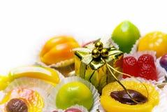 Confiture d'oranges de fruit Photographie stock libre de droits