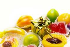 Confiture d'oranges de fruit le meilleur présent Image stock