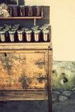 Confiture de fraise bulgare sauvage faite maison Image stock