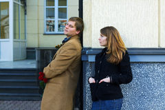 Conflict. Stock Photos