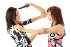 Conflict concept Stock Photography