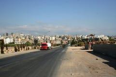Conflito de Tripoli Líbano imagens de stock royalty free