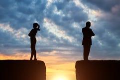 Conflito e divórcio na família