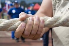 Conflitto Fotografia Stock Libera da Diritti