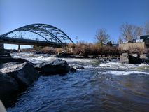 Confluence Park Denver, Colorado Royalty Free Stock Photo