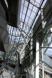 Confluencias del DES de Musee, Lyon, Francia fotos de archivo