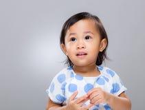 Confonda la neonata immagini stock libere da diritti