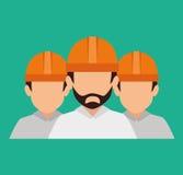 Conforme a diseño de la construcción stock de ilustración