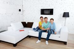 Confort à la maison Images stock