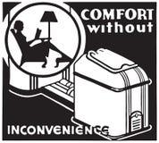 confort illustration de vecteur