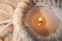 Conforto com calor e abrandamento Fotografia de Stock Royalty Free