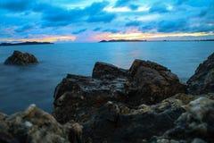 Conforto do mar Foto de Stock Royalty Free