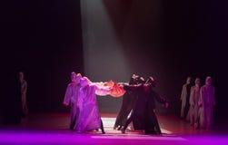 """confrontación entre el  del shelter†del dance""""No de la razón y del ` s de deseo-Huang Mingliang imagenes de archivo"""
