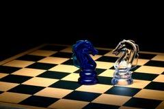 Confrontatie Royalty-vrije Stock Afbeelding