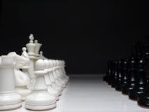 Confrontatie Royalty-vrije Stock Fotografie