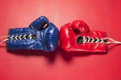 Confrontation Photographie stock libre de droits