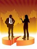 Confrontation Stock Image