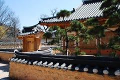Confucian academy building, Korea Stock Photo