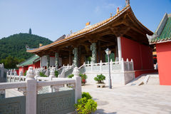 Confucian temple Stock Image