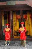 Confucian temple in guilin, china Stock Photos