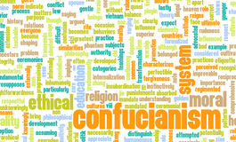 Confucianism Royalty Free Stock Photo