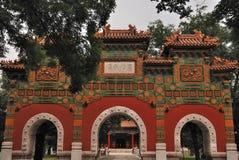 Confucianiste-Temple Photos stock