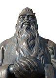 confucious staty Royaltyfri Bild