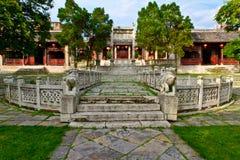 Confucious'temple Obraz Stock