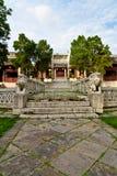 Confucious'temple Стоковые Изображения