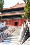 Confucius świątynia, Pekin, Chiny Zdjęcia Royalty Free