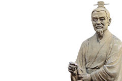 Confucius Royalty Free Stock Photo