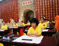 confucius kulturell festivalinternational Royaltyfria Foton
