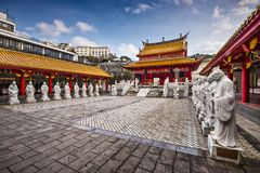 Confucius Shrine Stock Images