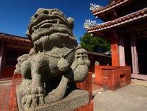 confucius Tainan świątynia Obraz Royalty Free