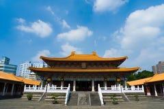 confucius tempel Royaltyfri Bild