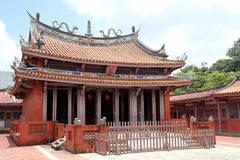 Confucius temple Stock Photos