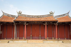 Confucius Temple in Changhua, Taiwan Royalty Free Stock Images