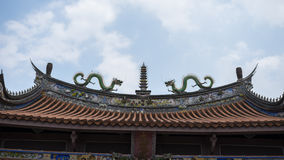 Confucius Temple of Tainan Royalty Free Stock Photos