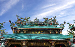 Confucius temple in Taipei Stock Photography