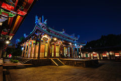 Confucius Temple in Taipei, Taiwan Stock Images