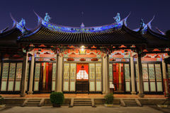 Confucius Temple in Taipei, Taiwan Royalty Free Stock Images