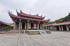 Confucius Temple , Taiwan Royalty Free Stock Images