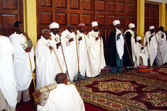 Confusão de Copt Imagem de Stock Royalty Free