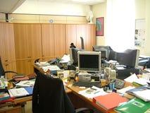 confused самомоднейший офис Стоковые Фотографии RF