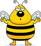 Confused Bee Stock Photos