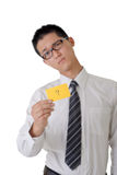 Confused business Stock Photography